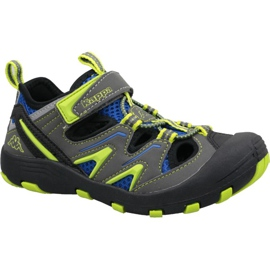 Kappa Reminder K 260682K1633 kengät harmaa