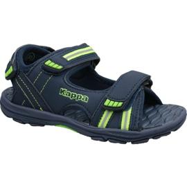 Kappa Symi K 260685K-6730 sandaalit laivasto