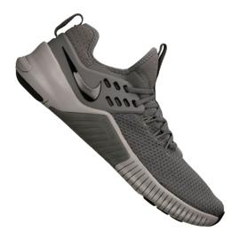 Nike Free Metcon M AH8141-006 kengät harmaa