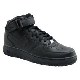 Nike Air Force 1 Mid 07 M 315123-001 kengät musta