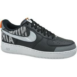 Nike Air Force 1 '07 LV8 2 M BQ4421-002 kengät musta