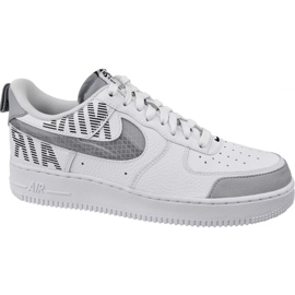 Nike Air Force 1 '07 LV8 2 BQ4421-100 kengät valkoinen