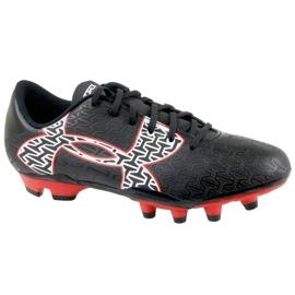 Under Armour Clutchfit Force 2.0 Fg Jr 1264205-006 kengät musta, punainen musta
