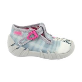 Befado kitty lasten kengät 110P365 harmaa