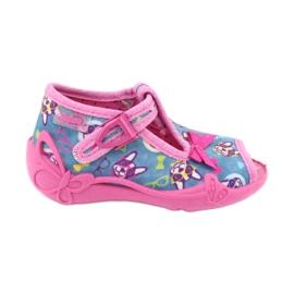Befado vaaleanpunaiset lasten kengät 213P113