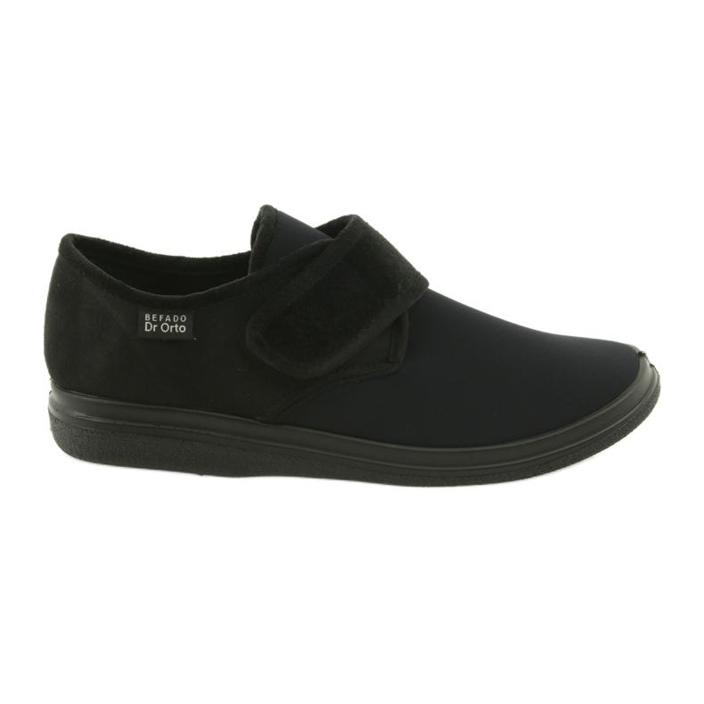 Befado miesten kengät pu 036M006 musta