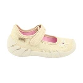 Befado lasten kengät 109P152 keltainen
