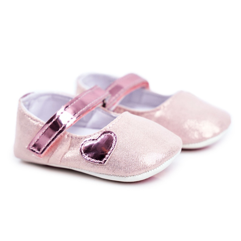 Apawwa Vauvan tennarit tarranauhakaste Pink Bellawa pinkki