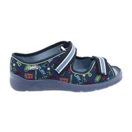 Befado lasten kengät 969Y161 laivastonsininen monivärinen