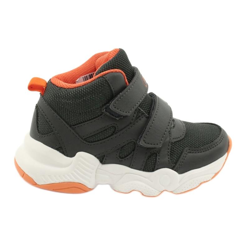 Befado lasten kengät 516X050 oranssi harmaa