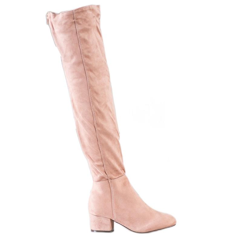 Fashion Jauhemusketterit pinkki