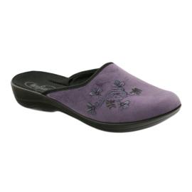 Befado naisten kengät tossut 552D006 violetti monivärinen 1