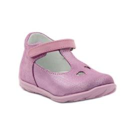Ren But Ren-kengät 1467 heather ballerinas pinkki 1
