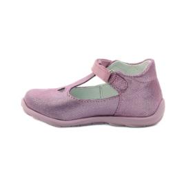 Ren But Ren-kengät 1467 heather ballerinas pinkki 2