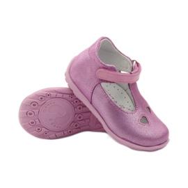 Ren But Ren-kengät 1467 heather ballerinas pinkki 3