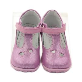 Ren But Ren-kengät 1467 heather ballerinas pinkki 4