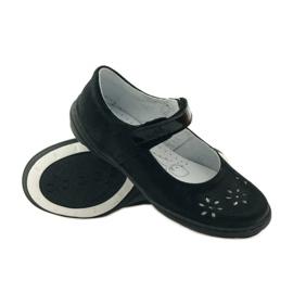Ballerinas-tyttöjen kengät Ren But 4351 musta 3