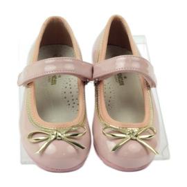 American Club Ballerinas-kengät, joissa on amerikkalainen keula pinkki 4