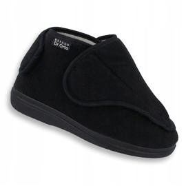 Befado naisten kengät pu orto 163D002 musta 1