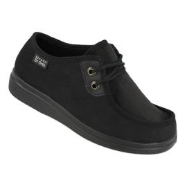 Befado naisten kengät pu 871D004 musta 1