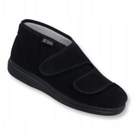Befado miesten kengät pu 986M003 musta 1