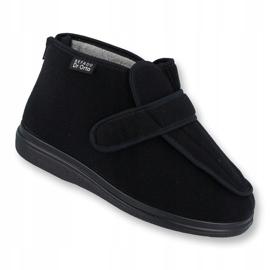Befado miesten kengät pu orto 987M002 musta 1