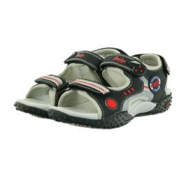 American Club Amerikan sandaalit lasten kengät nahka pohjallinen 3