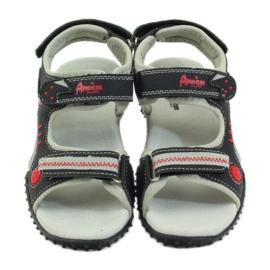 American Club Amerikan sandaalit lasten kengät nahka pohjallinen 4