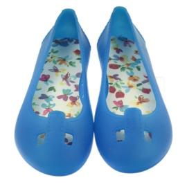 Bartek Ballerinan lasten kengät vedelle 4/2096 sininen 3