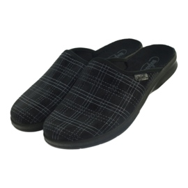 Befado miesten kengät tossut 548m011 tossut musta 3