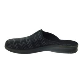 Befado miesten kengät tossut 548m011 tossut musta 2