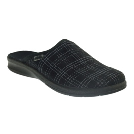 Befado miesten kengät tossut 548m011 tossut musta 1