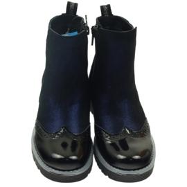 Ren But Lämmin saappaat Ren Boot 4379 tummansininen 3