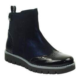 Ren But Lämmin saappaat Ren Boot 4379 tummansininen 1