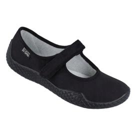 Befado naisten kengät pu - young 197D002 musta 1