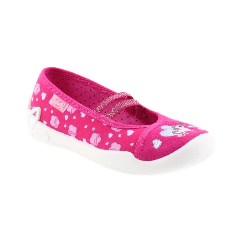 Pinkki Befado lasten kengät 116X237 kuva 2