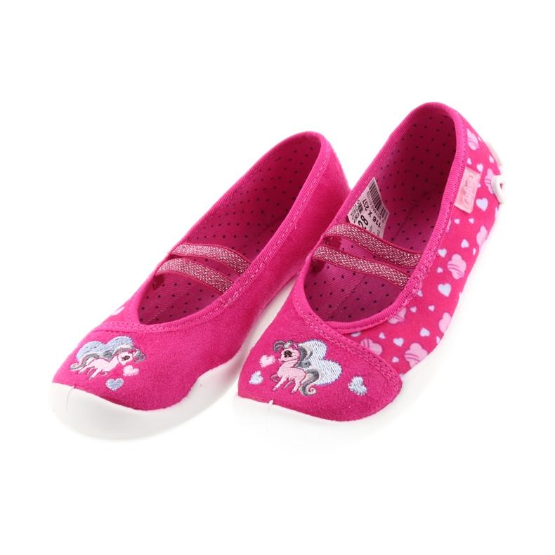 Pinkki Befado lasten kengät 116X237 kuva 4