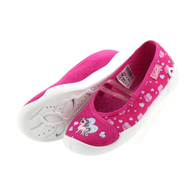 Pinkki Befado lasten kengät 116X237 kuva 5