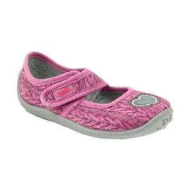 Befado lasten kengät 945X325 pinkki 2