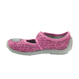 Befado lasten kengät 945X325 pinkki 3