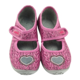 Befado lasten kengät 945X325 pinkki 4