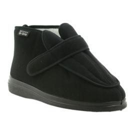Befado miesten kengät pu orto 987M002 musta 2