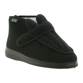 Befadon miesten kengät pu orto 987M002 musta 3