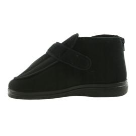 Befadon miesten kengät pu orto 987M002 musta 4