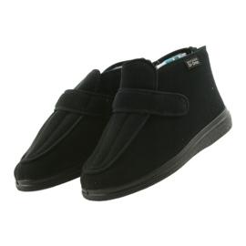 Befado miesten kengät pu orto 987M002 musta 4