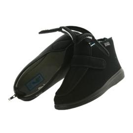 Befado miesten kengät pu orto 987M002 musta 5