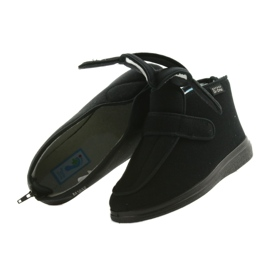 Befadon miesten kengät pu orto 987M002 musta 5