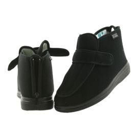 Befado miesten kengät pu orto 987M002 musta 6