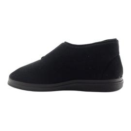 Befado miesten kengät pu 986M003 musta 3