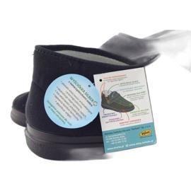 Befado miesten kengät pu 986M003 musta 6